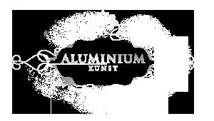 Aluminium kunst